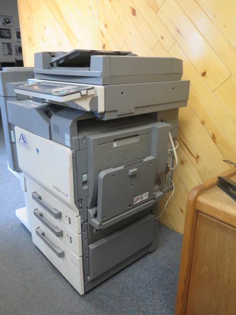 Lot 456 - Konica Minolta bizhub C252 Color Copy Machine