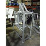 Pneumatic SS cheese cuber ** Rigging Fee: $ 100** (Located in: Marshall, MN)