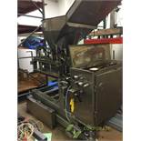 Nutec 790 food forming patty machine, 16 in. long drum, hydraulic driven, with Provatec 760 hydrauli