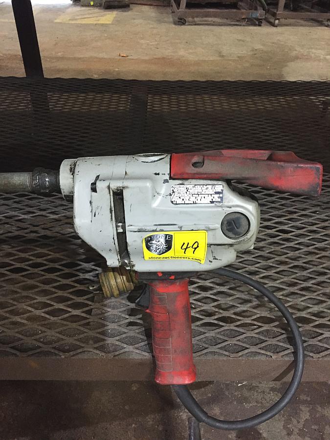 Lot 49 - Milwaukee Drill w/ Long Bit