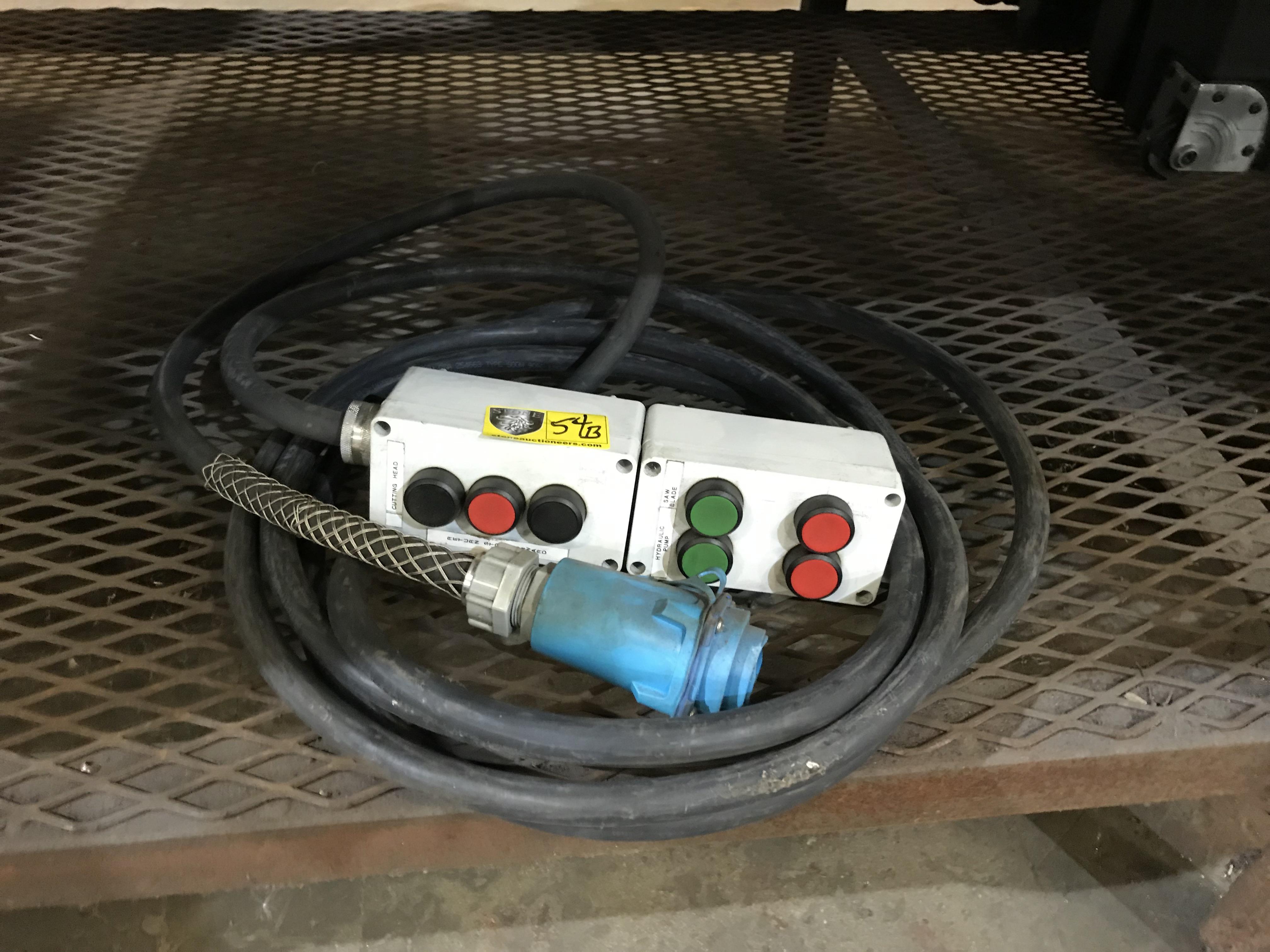 Lot 54B - Control Cable & Control