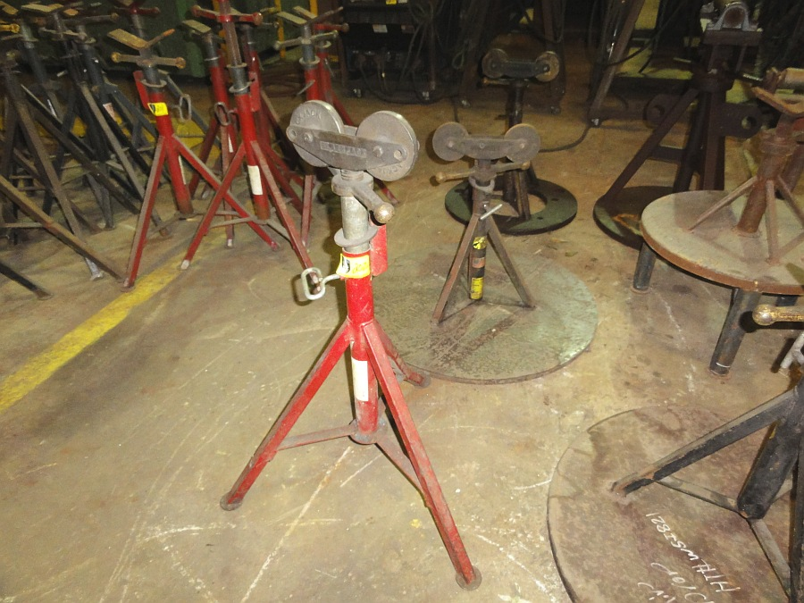 Lot 202 - Roller Stands