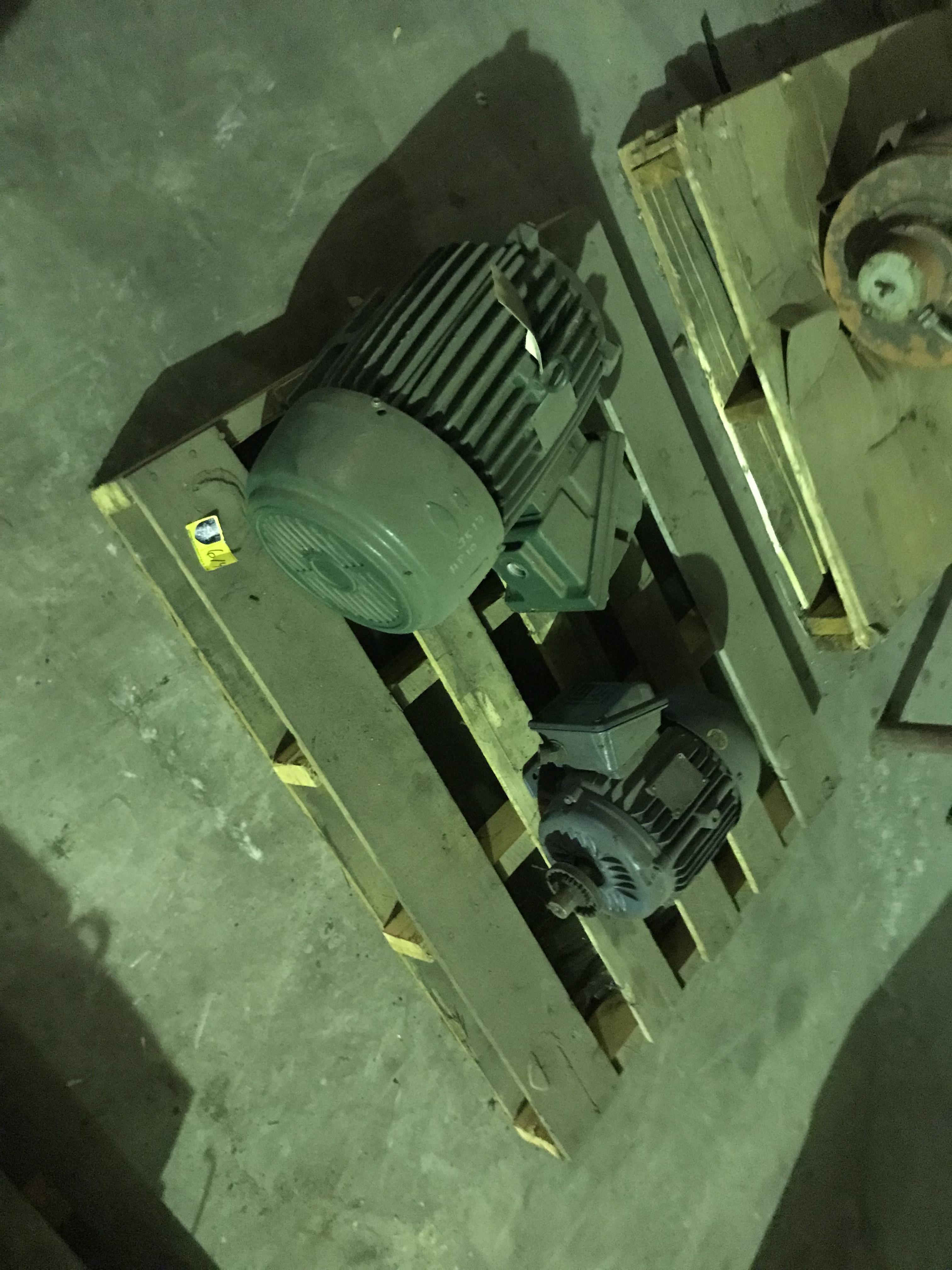Lot 614 - Electric Motors