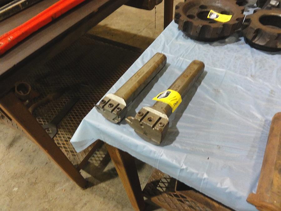 Lot 118 - Cutting Tools