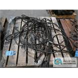 (LOT) CABLE SLINGS (1-SKID)