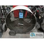 "30"" MAXESS DRUM FAN"