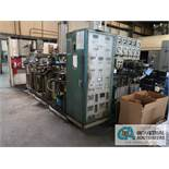 MAX MACHINERY INC. MODEL 605-040-110 URETHANE PROCESSING SYSTEM; S/N 049011, 600 SERIES