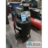 2.5 HP CENTRAL PNEUMATIC VERTICAL TANK MOUNTED PORTABLE AIR COMPRESSOR, 21 GALLON TANK