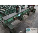 13' MANUAL ROLLER STAND