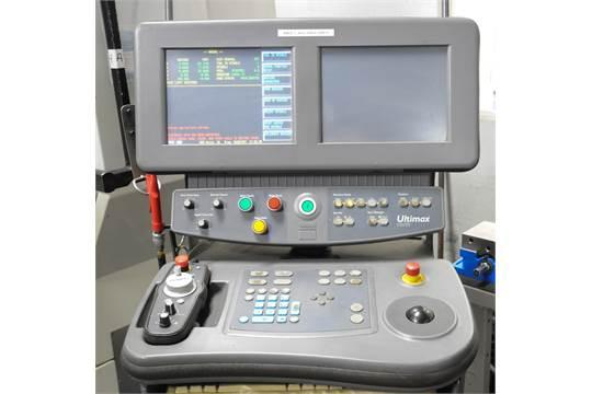 HURCO VTXU, HIGH SPEED CNC 5 AXIS MACHINING CENTER WITH