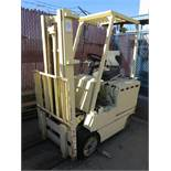 CLARK ELECTRIC FORKLIFT, OUT OF SERVICE