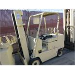 CATERPILLAR LP FORKLIFT, OUT OF SERVICE
