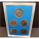Collectable Coins United Kingdom Crowns 1965 to 1981