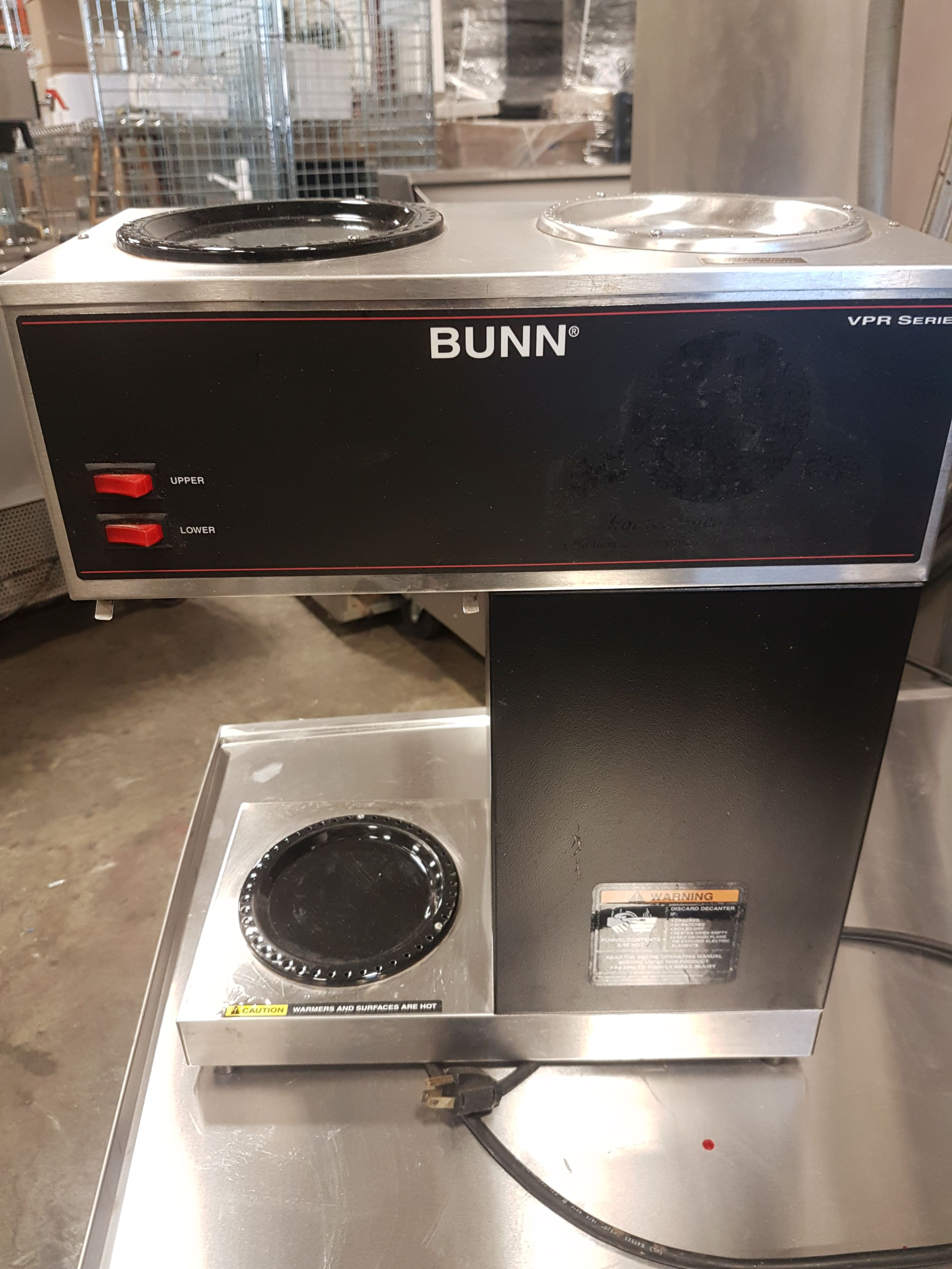 Lot 48 - Bunn VPR Series Coffee Maker