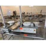 Flexicon Liquid Filling Machine, Model: 62-315-008, SN: 15413742, Made: 2015 w/ Flexicon PF6, Model: