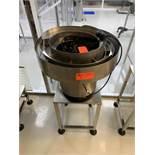 Vibratory Cap Feeder w/ CUH SDVC31-M Motor Controls