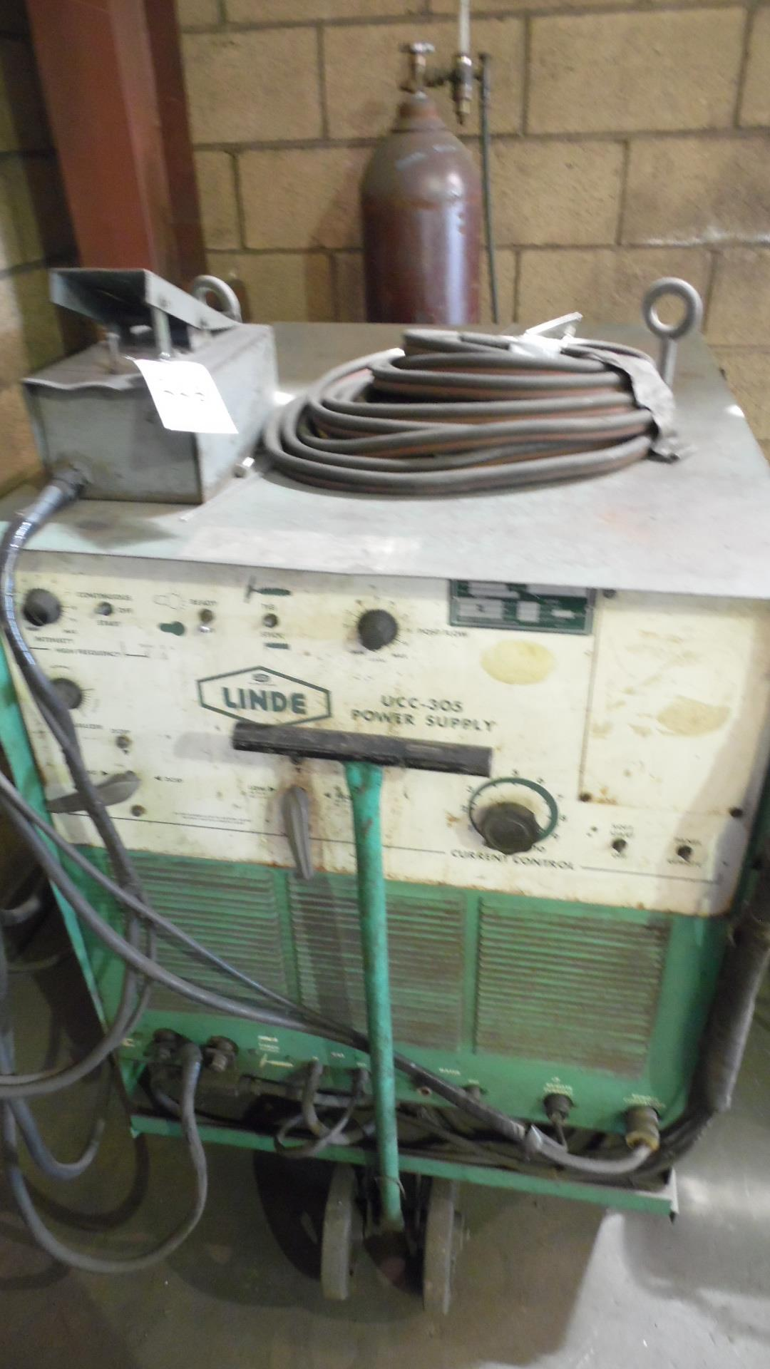 Lot 223 - LINDE UCC-305 POWER SUPPLY