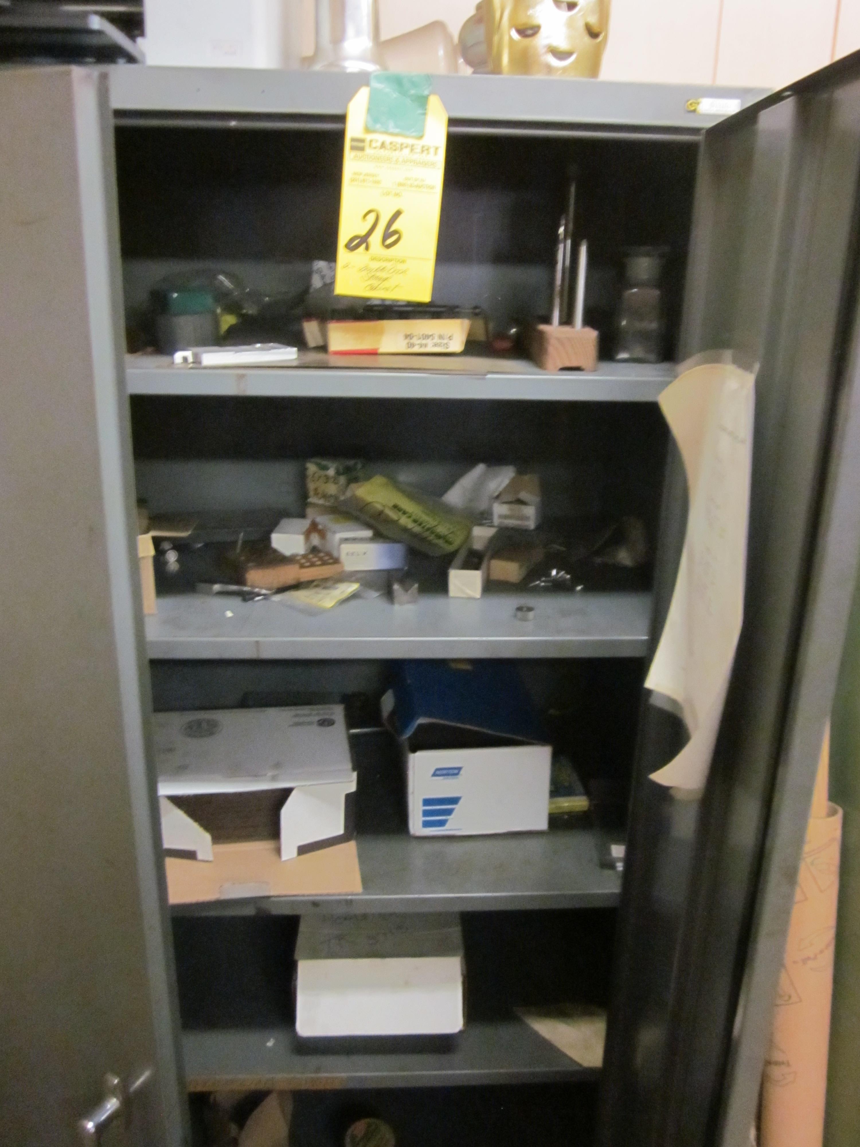 2-DOOR STORGE CABINETS