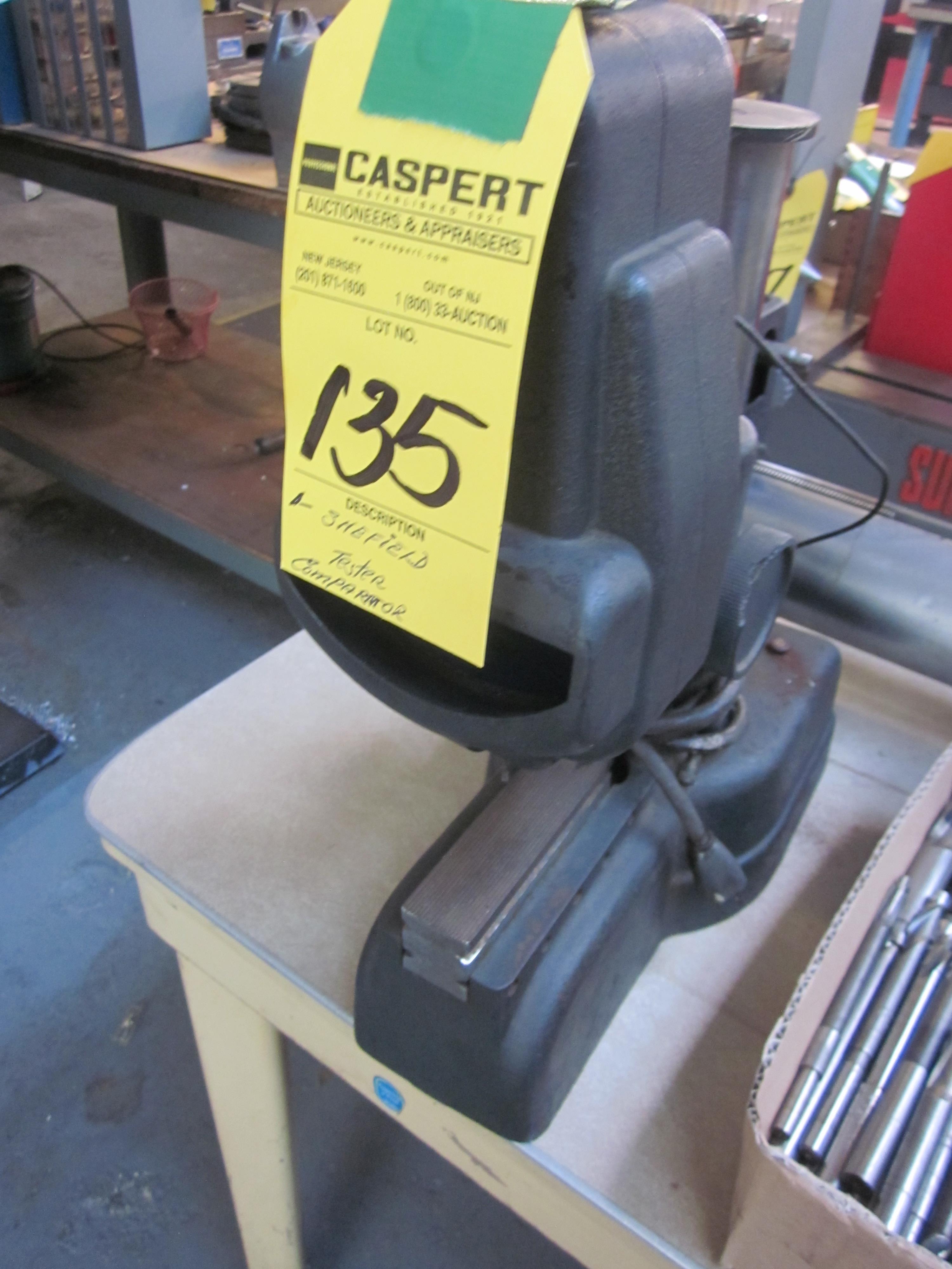 Lot 135 - SHEFFIELD COMPARATOR