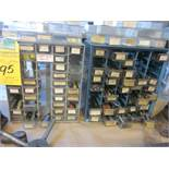 LOT - 2 CABINETS WITH END MILLS