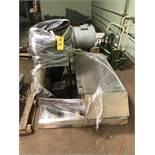 Blower Unit, 1 HP Motor, RIGGING FEE - $50