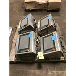 (Qty. 4) Domino S-Series Laser Printers, RIGGING FEE - $50