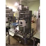 Komack Sachet Packaging Machine. Speed of approx 800 per minute, RIGGING FEE - $200