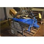 Alkota Power Washer, Includes Banding Machine, RIGGING FEE - $50