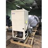 Ryvac Model #RD455 Dust Collection System, 64 Bag, 7 1/2 HP Motor, RIGGING FEE - $50