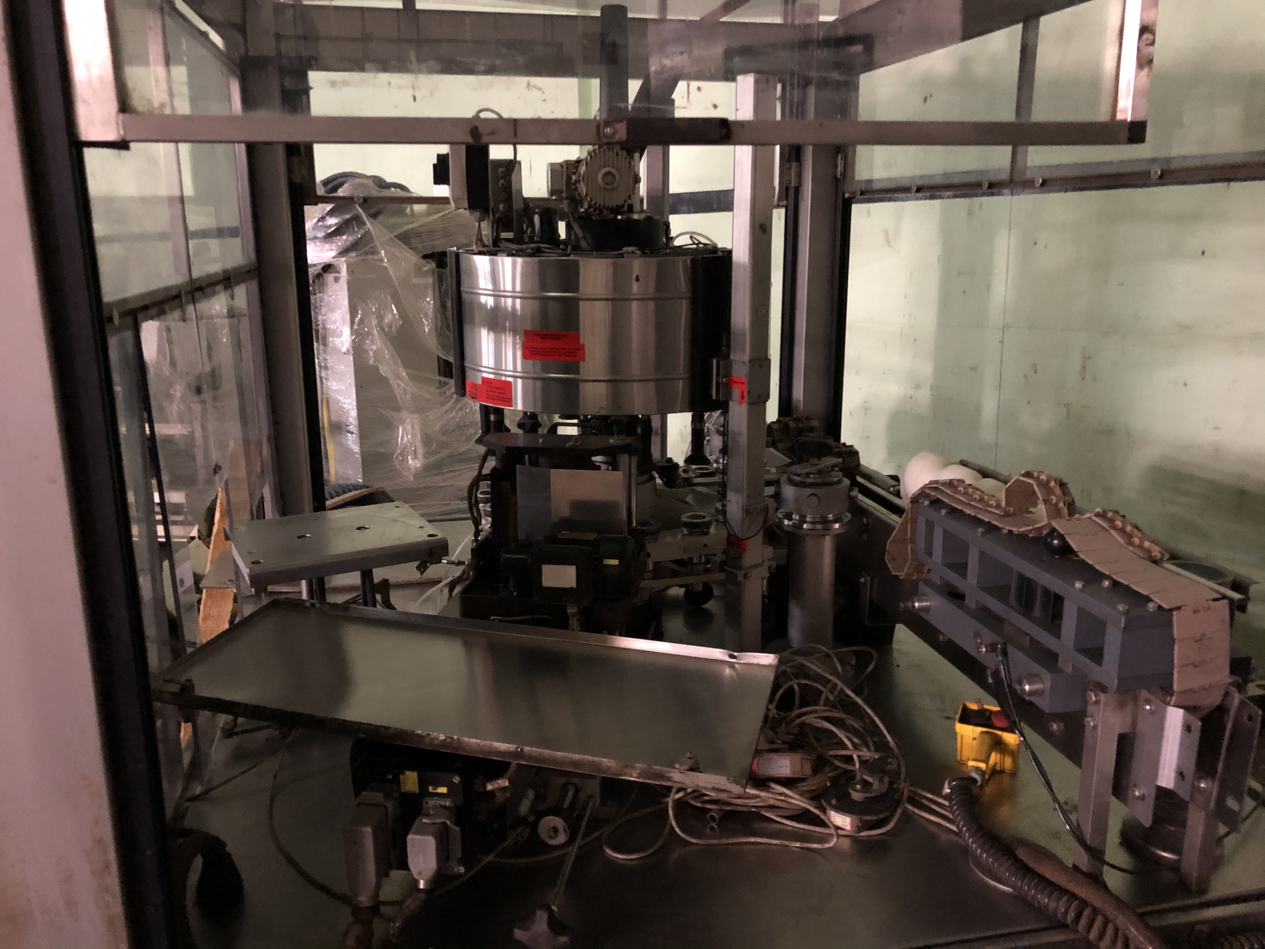 Krones Canmatic Labeler, Machine #073-Q82, RIGGING FEE - $1750 - Image 3 of 3