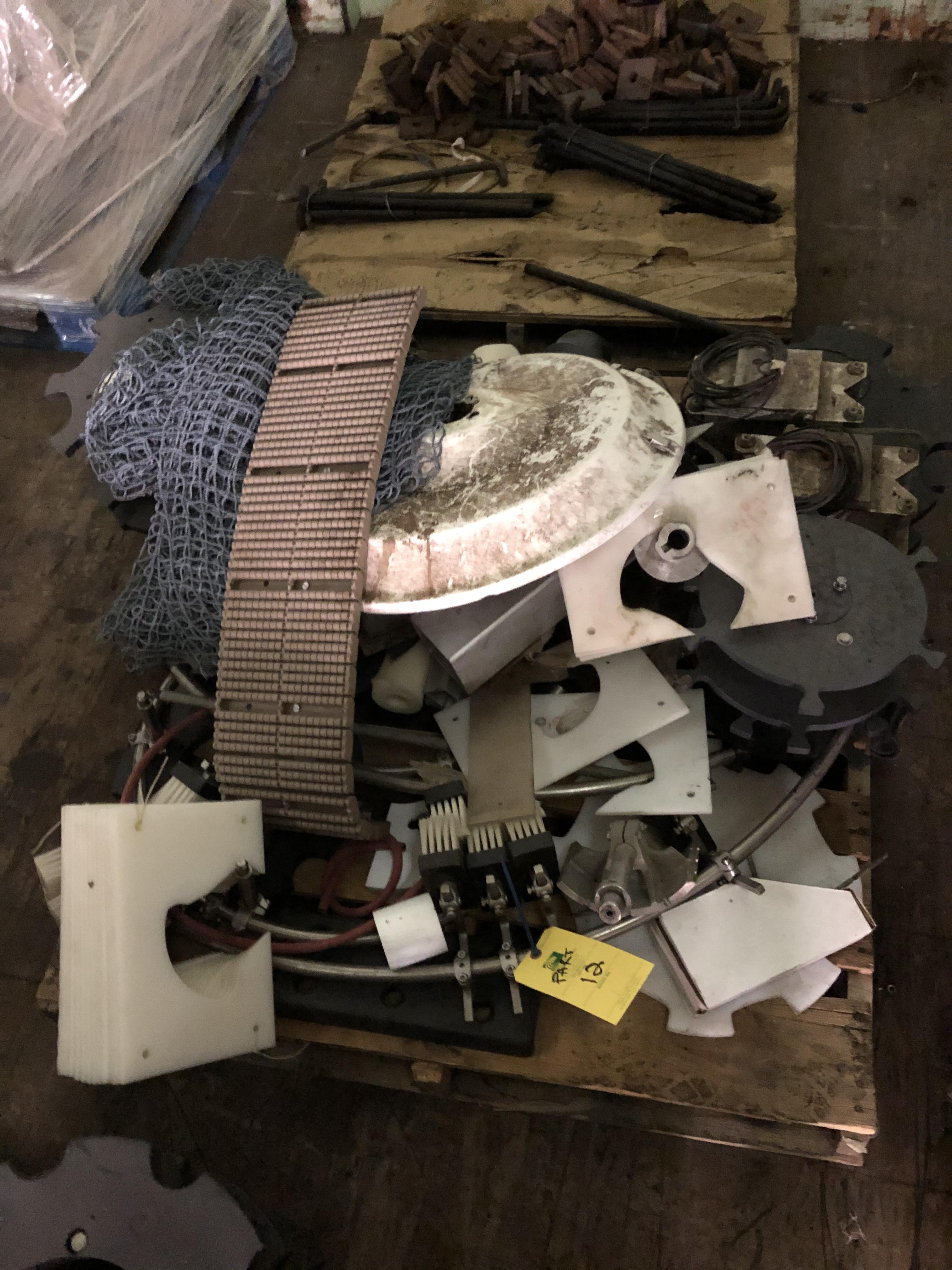 Krones Labeler, Parts & Components, RIGGING FEE - $75 - Image 2 of 3