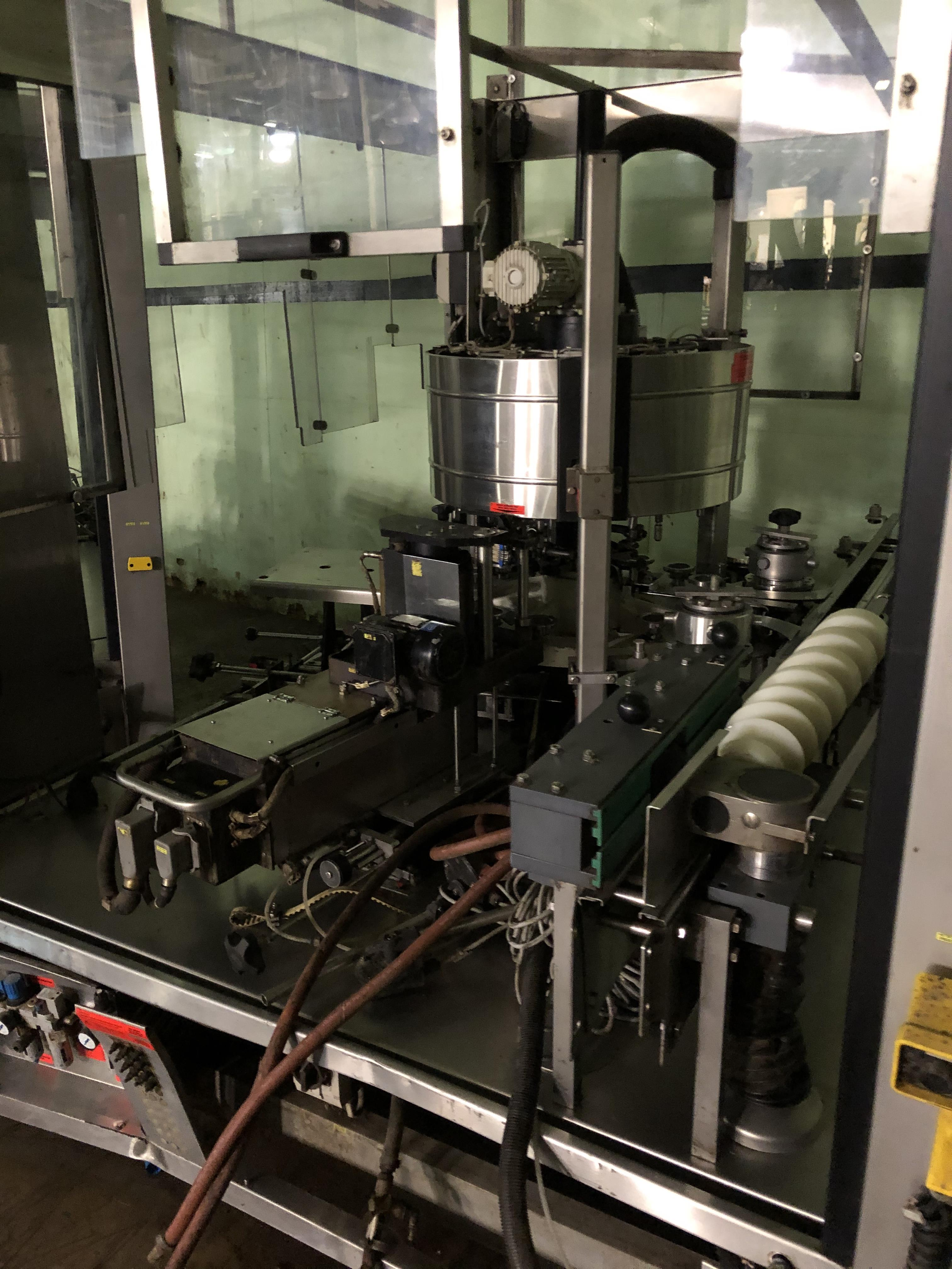 Krones Canmatic Labeler, Machine #073-Q84, RIGGING FEE - $1750 - Image 2 of 4