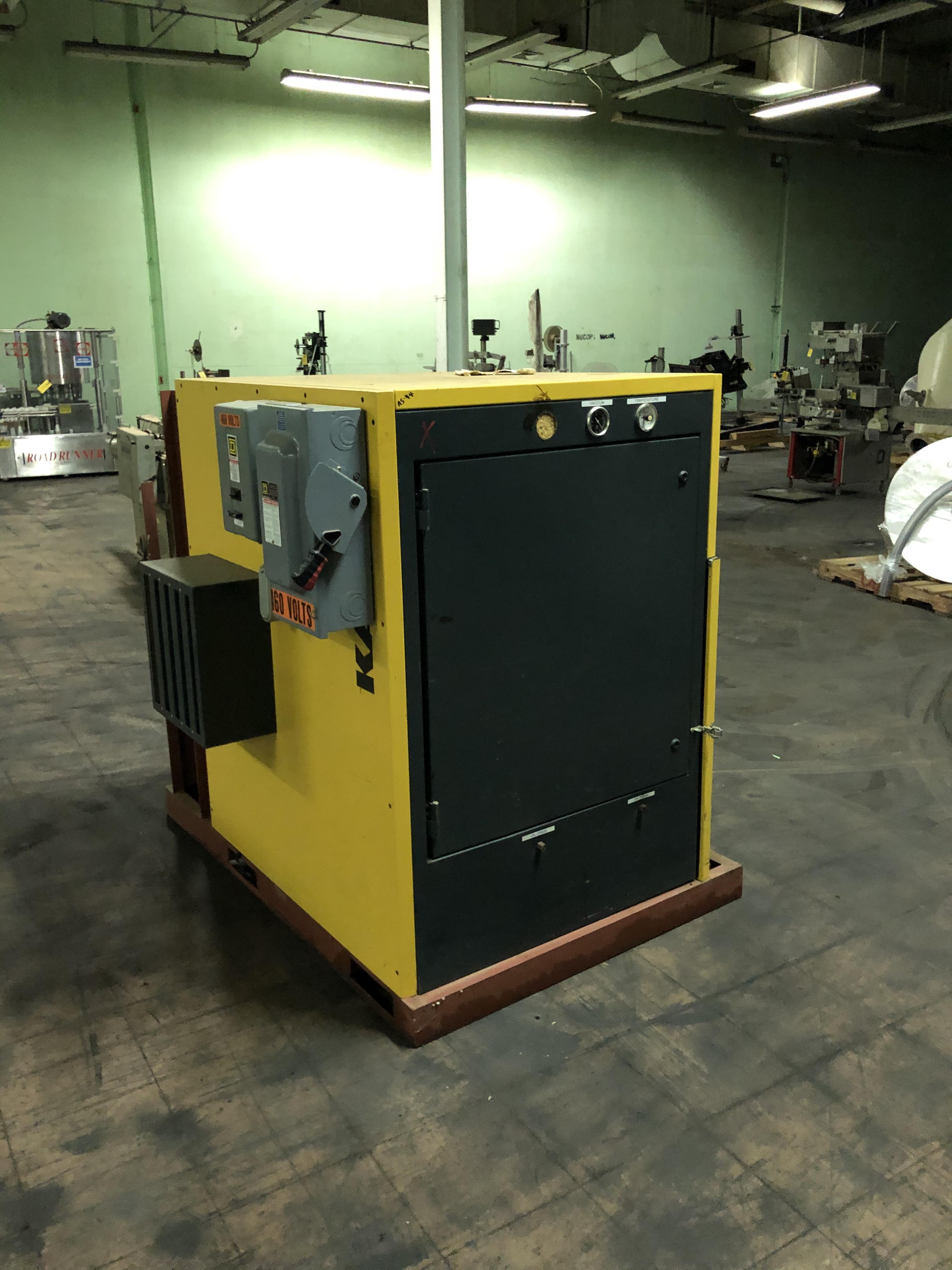 Kaeser Model #AS-44 Air Compressor, Hours N/A, RIGGING FEE - $150 - Image 2 of 2