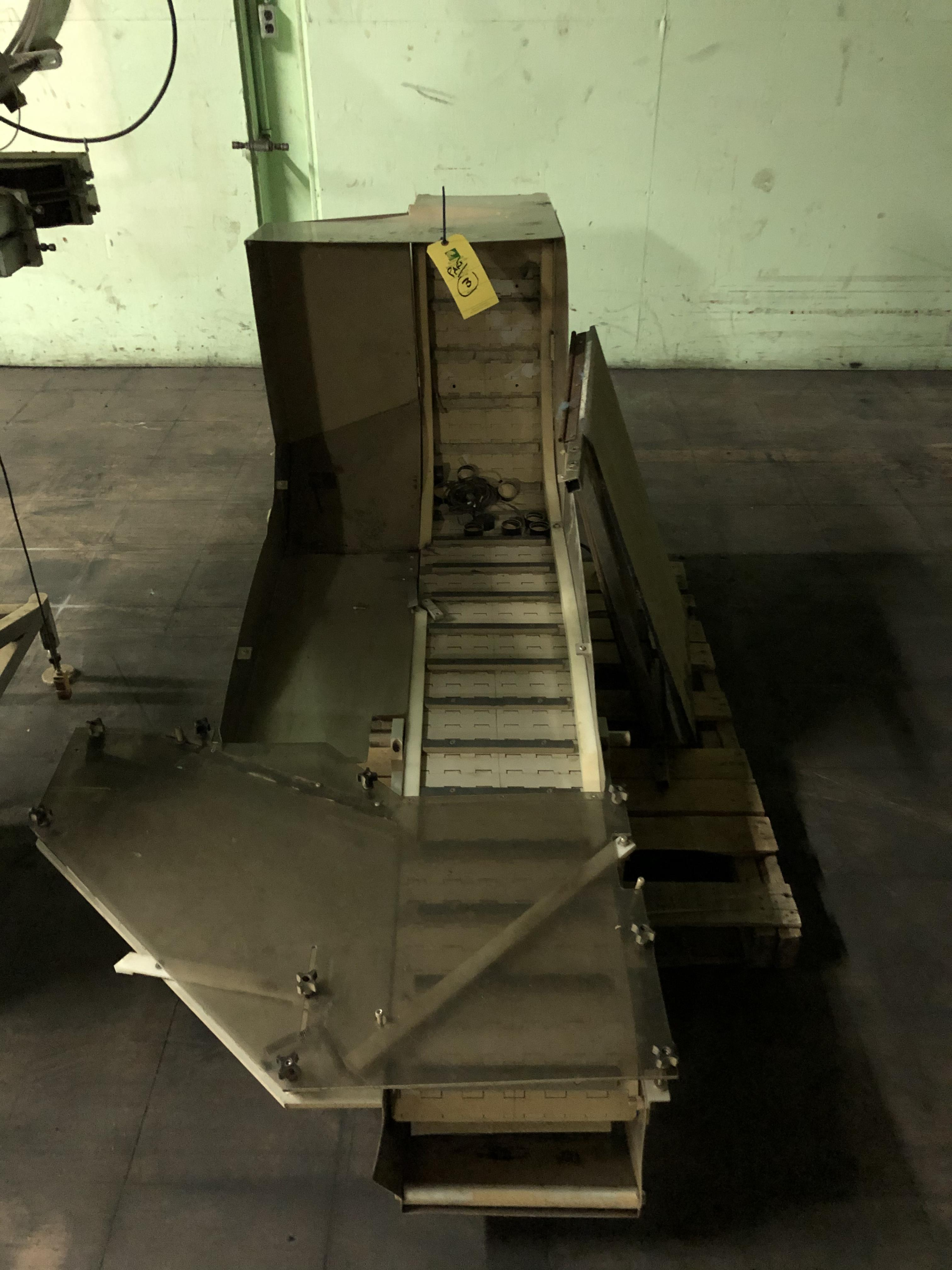 Kalish Model #5010 Supercap Capper, SN 0310, Includes Conveyor Feed, RIGGING FEE $450 - Image 5 of 6
