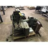 Amacoil Granulator and Blower Unit, 5 HP Motor, RIGGING FEE - $50