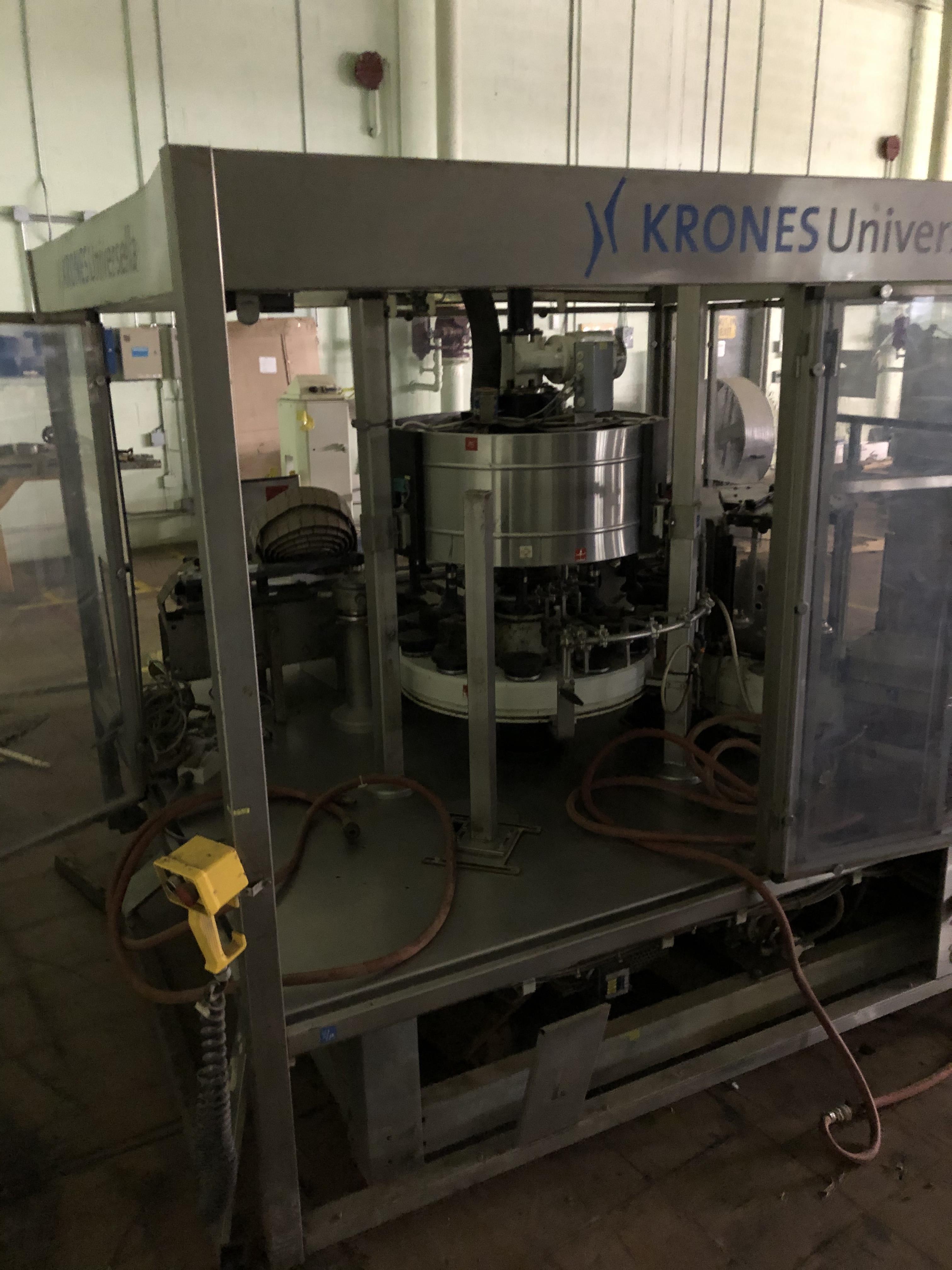Krones Universella Labeler, Machine #723-E86, RIGGING FEE - $1750 - Image 3 of 6