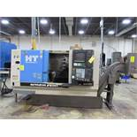 Hitachi Seiki CNC Super Productive Turning Cell Model HT23S III, S/N HTS3339HL, Collet Nose, Tool Ey