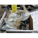 LOT: New Te-Co Vise Hold Down Parts in (1) Box