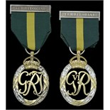 Army emergency reserve decoration e ii r reverse for Army emergency reserve decoration