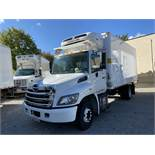 2020 Hino refrigerated truck