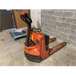 Toyota Electric Pallet Mover