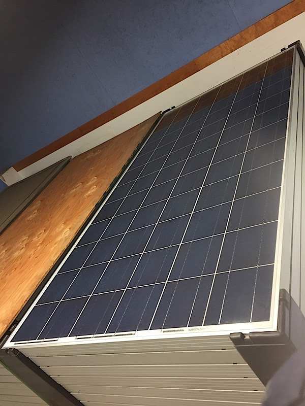 Lot 43 - LOT OF (20) 295 WATT SOLAR PANELS - (BIDDING IS PER PANEL MULTIPLIED BY 20)
