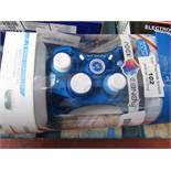 ROCK CANDY - Wired controller - Blueberry Boom, untested and packaged.