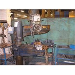 Richmond SR2 RADIAL ARM DRILL - 100/1500rpm, serial no 06204