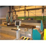 2006 Flow waterjets WMC2 4020 approx 4m x 2 - WATER JET CUTTING MACHINE - 2 x cutting heads -