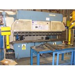 1997 Kingsland PRM 30 x 175 - 175 ton x 3m HYDRAULIC PRESS BRAKE - M9101 controls, serial no ST/4165
