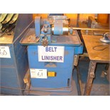 "6"" horizontal BELT LINISHER"