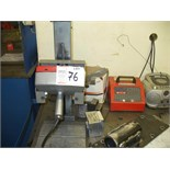 2007 SIC Model E1 Part MARKING ENGRAVER