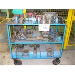 Steel trolley including Minn-dr PUNCHES