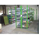 3 bays BOLTLESS RACKING